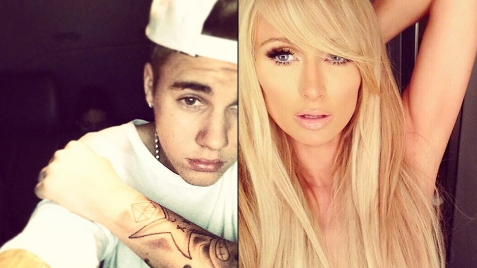 Paris Hilton Ditches Justin Bieber Cannes Party Because Justin Bieber