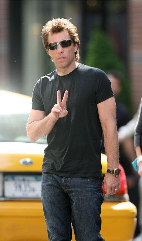 Peace Out, Bon Jovi