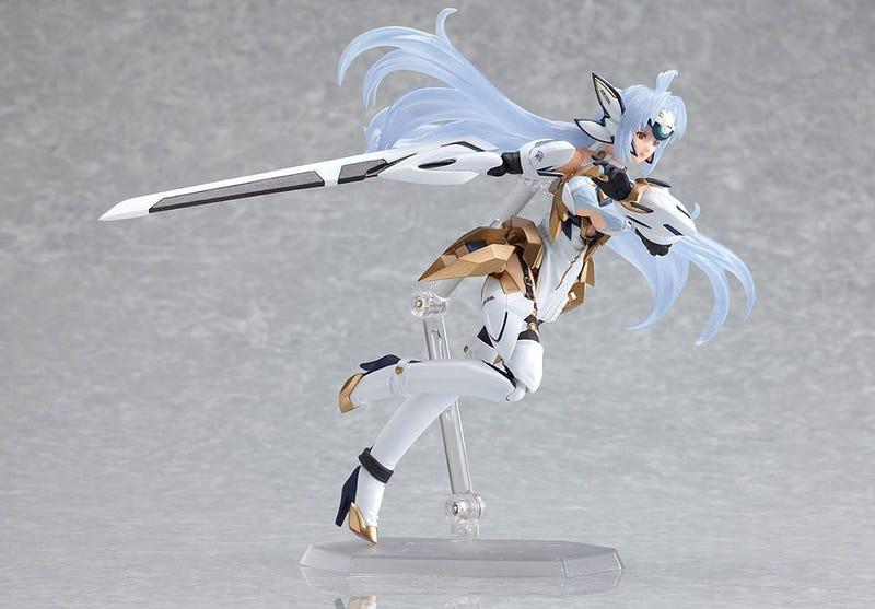 Xenosaga Action Figure Comes Out Guns Blazing