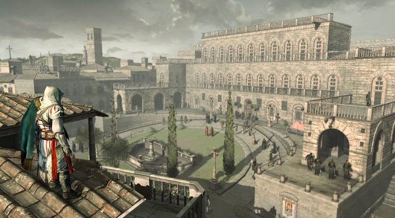 Assassin's Creed II: Bonfire Of The Vanities Micro-Review: Once More, With Fleeing