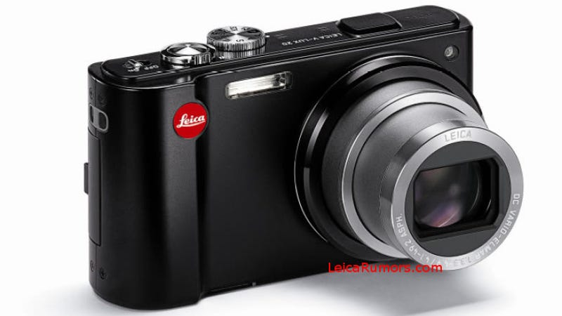 One of leicas more affordably beloved cameras, the d-lux 3, was a point-and-shoot based on panasonics lx-2