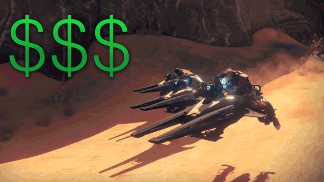 Destiny Might Be the Most Expensive Game Ever Made