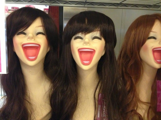Pure Mannequin Nightmare Fuel Will Keep You Up at Night