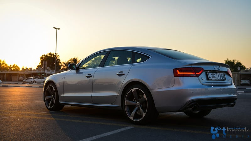 Audi, Forget the A4 Replacement Go Straight for the Sportback