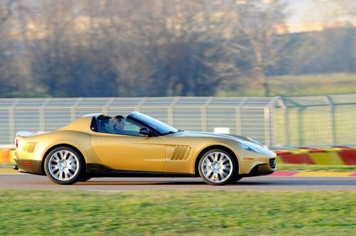 Ferrari P540 Superfast Aperta: First Photos