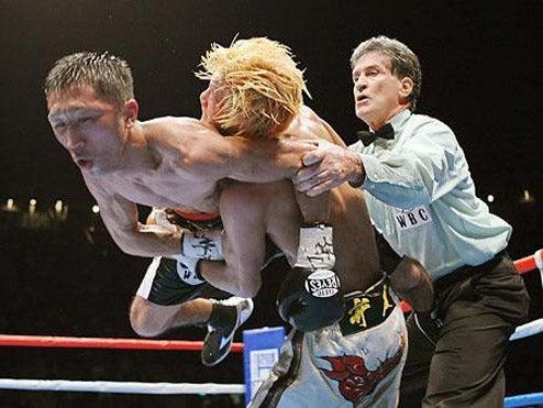 Even Disgraced Japanese Boxer Bought Ryu Ga Gotoku 3 (Yakuza 3)