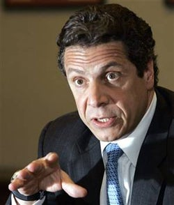 Andrew Cuomo Wimps Out on AIG Names
