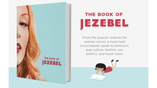 The Book of Jezebel Countdown Has Officially Begun