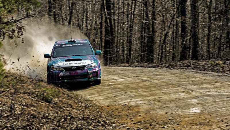 Susquehannock Trail Performance Rally This Weekend!