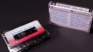 Yes, <i>Guardians of the Galaxy</i>'s Awesome Mix is releasing on Cassette