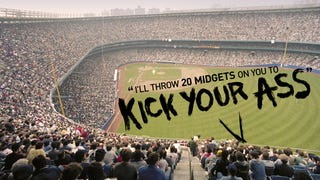 When Yankee Stadium's Bleacher Creatures Were Wild