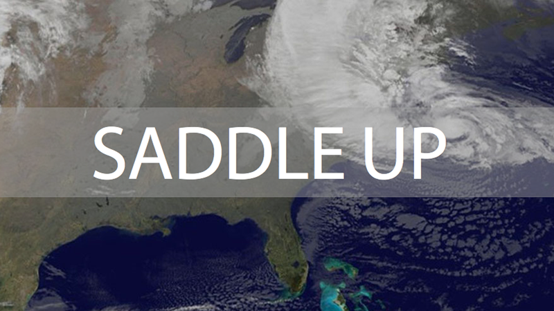Here's a Spotify Playlist to Help You Ride Out Hurricane Sandy