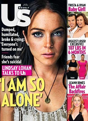 Cue The Lindsay Lohan Media Hysteria