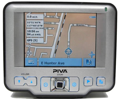 Dealzmodo: Piva PNS350 GPS Navigation system for $189
