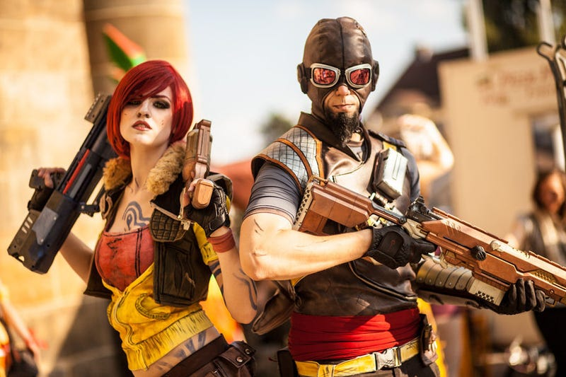 And on the Eighth Day, Borderlands Became Real
