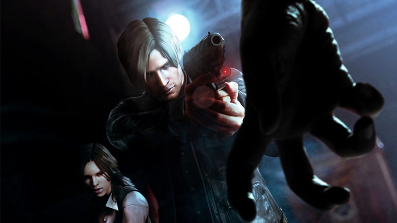 Resident Evil 6 DLC Is Hitting the Xbox 360 First
