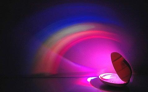Rainbow Pebble, Pocket Rainbow