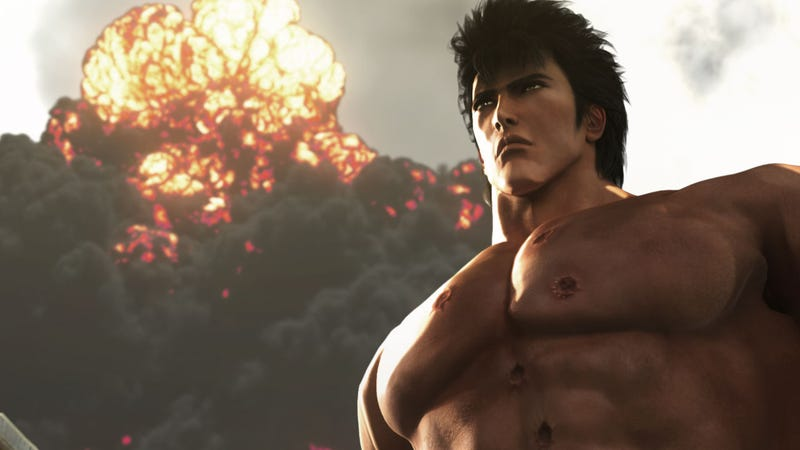New Fist Of The North Star Screens, Details