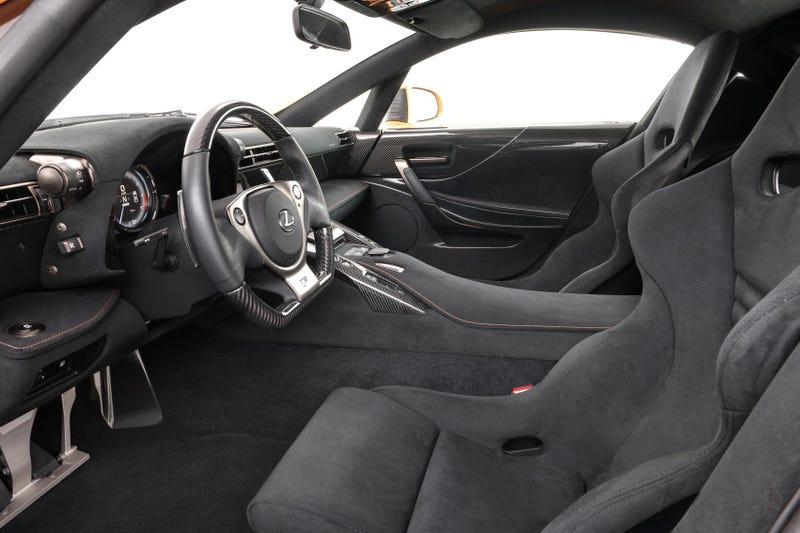 Lexus LFA Nurbürgring