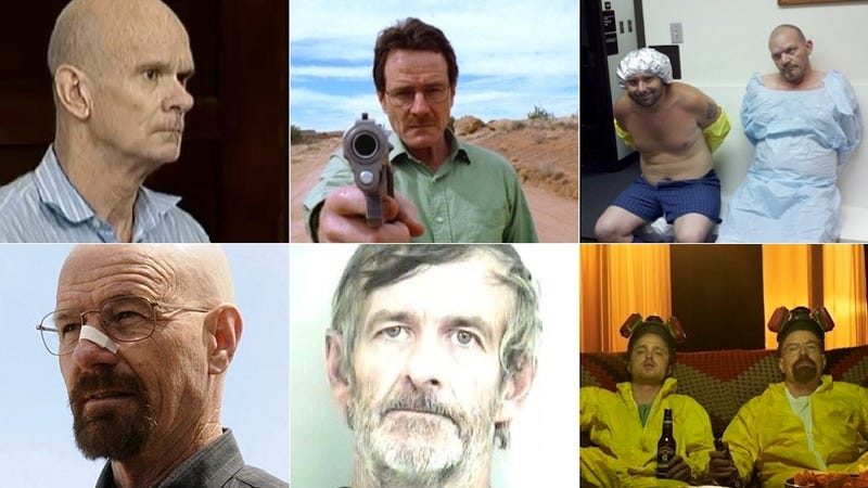 Just Like Walter White: All the Breaking Bad Copycats