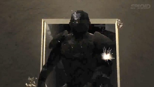 US Army to get Iron Man suit for troops in just four years