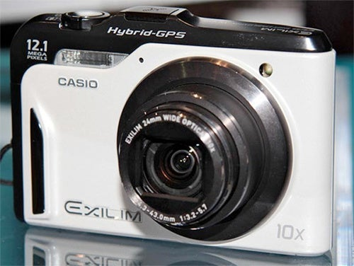 Casio's EX-10HG Camera Is Bringing Its Special Indoor Geotagging To the Table In October