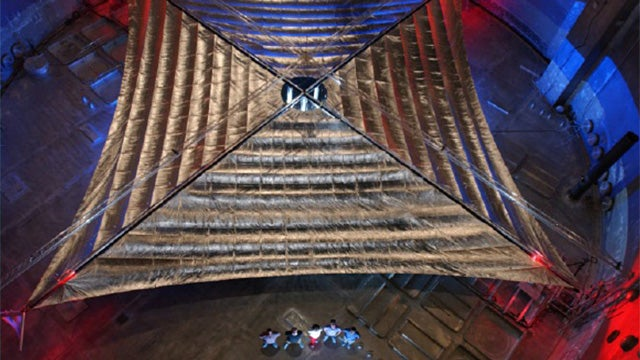 NASA To Unfurl the Largest Solar Sail Ever Flown In Space