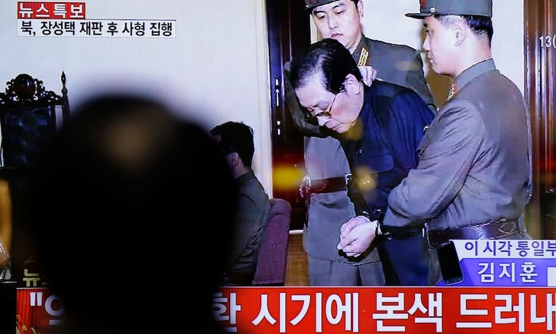 Kim Jong Un Fed His Uncle Alive to 120 Ravenous Dogs: Report