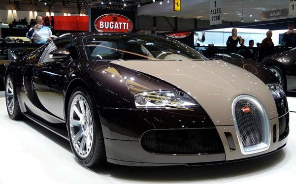 "Bugatti Veyron ""Centenaire Edition"" Heading To Geneva?"