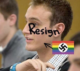 Deranged Attorney General Harassing 'Radical Gay' Student Body President