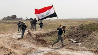 Iran Claims U.S. Drone Killed Two of Its Military Advisers in Iraq