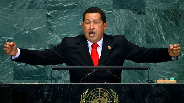 Hugo Chavez Is Using Twitter to Run Venezuela
