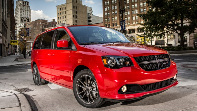 Fiat Might Kill The Grand Caravan As It Slowly Chokes Out Dodge