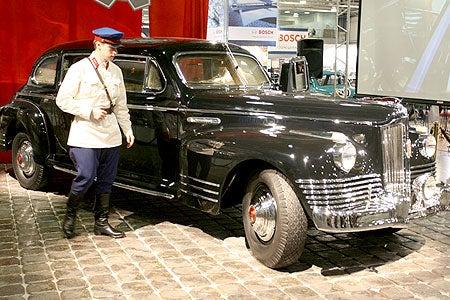 Joseph Stalin's Armored Limousine