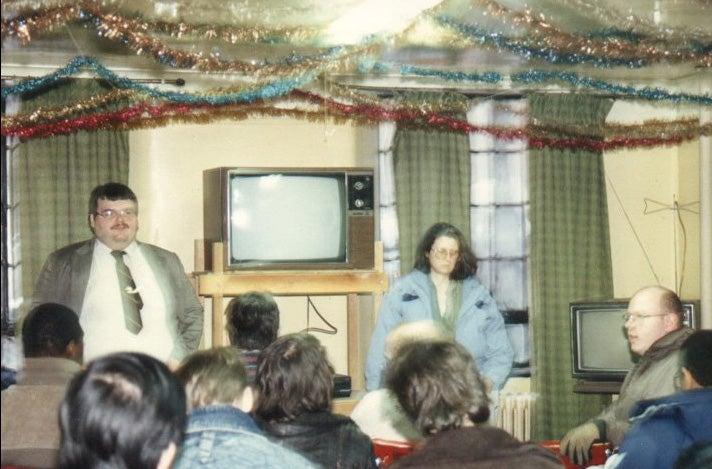Photos show that anime fandom in the 1980s was underground... literally