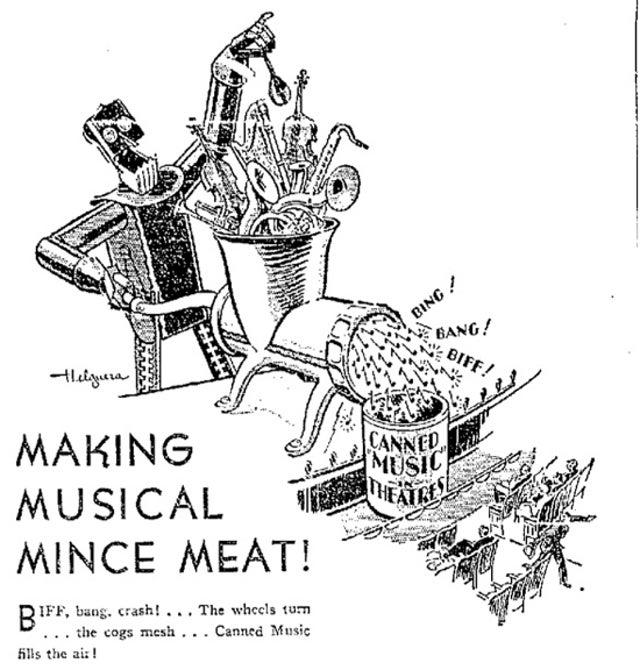 Musicians Wage War Against Evil Robots