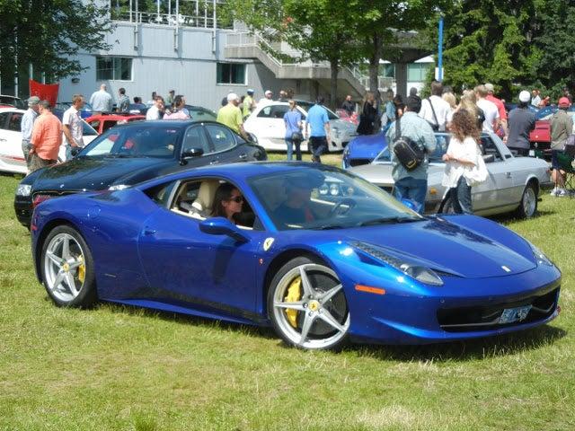 Car Stuff Show Ferrari Lamborghini Rivalry