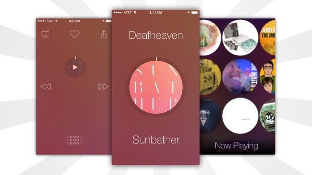 Listen Is a Gesture-Based Music Player You Can Use without Looking