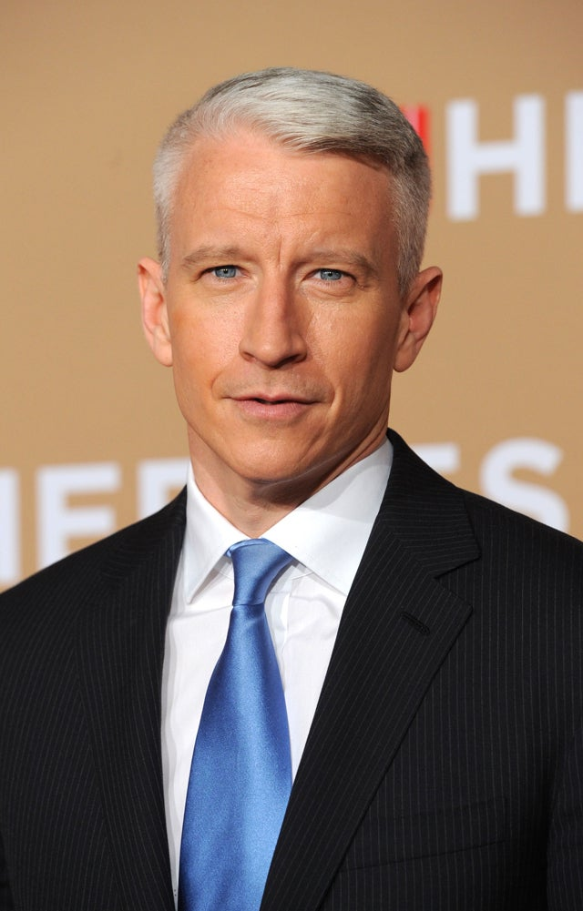 Anderson Cooper's Daytime Talk Show Now Has A Name