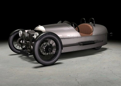Morgan Reviving Threewheeler With Harley-Davidson Power