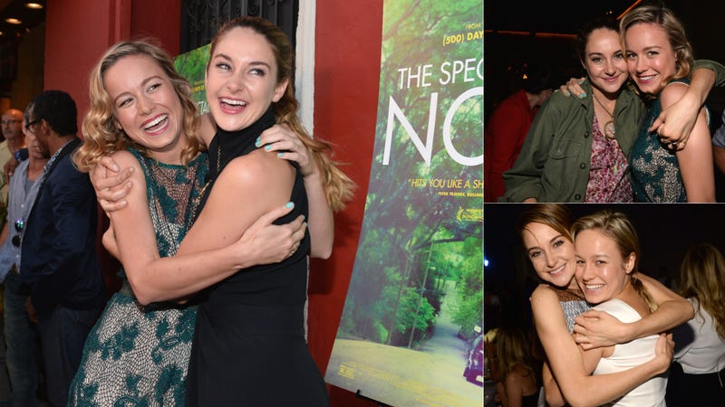 Shailene Woodley and Brie Larson Are Out Here to Save Hollywood