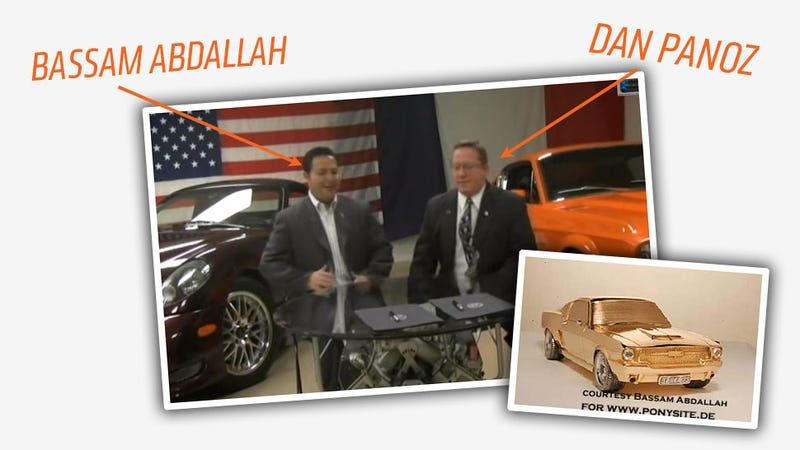 This World Peace Prophet Is Secretly Building Detroit's New Muscle Car
