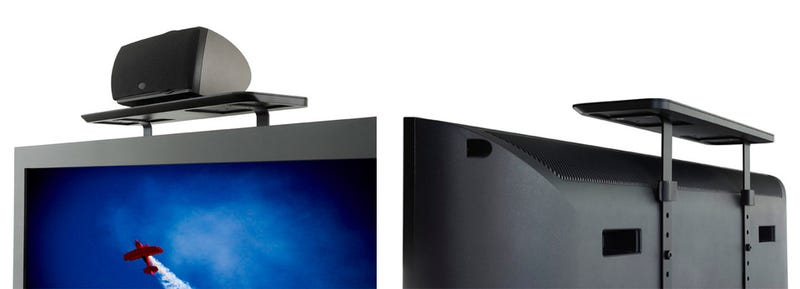 A TV Tray For Holding a Kinect Sensor, PlayStation Eye or Just Your Car Keys