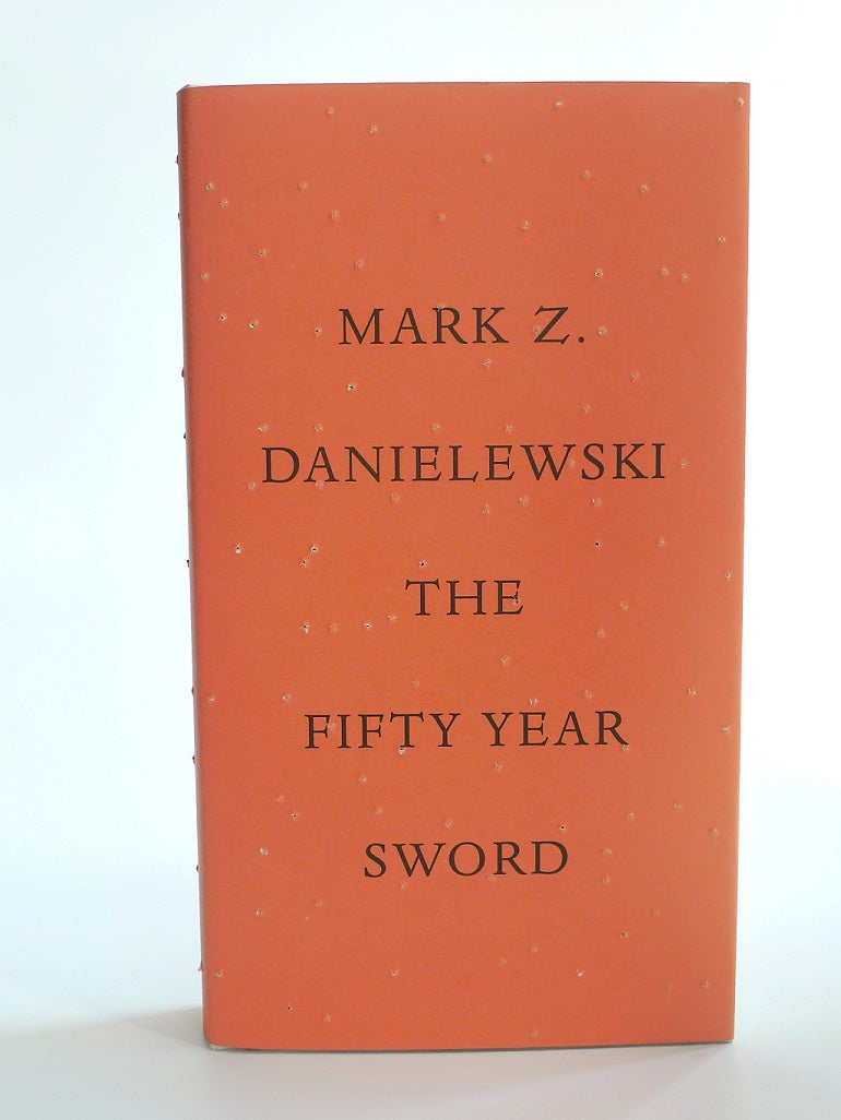 Mark Danielewski is here to answer your questions about The Fifty-Year Sword