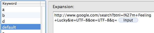 """Use Keywurl to Jump to """"I'm Feeling Lucky"""" Sites Instantly"""