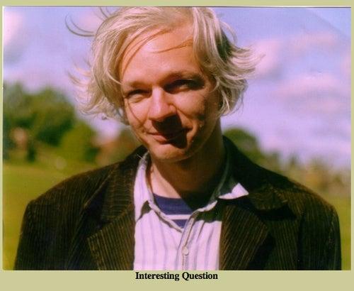 The Poetry of Wikileaks's Julian Assange