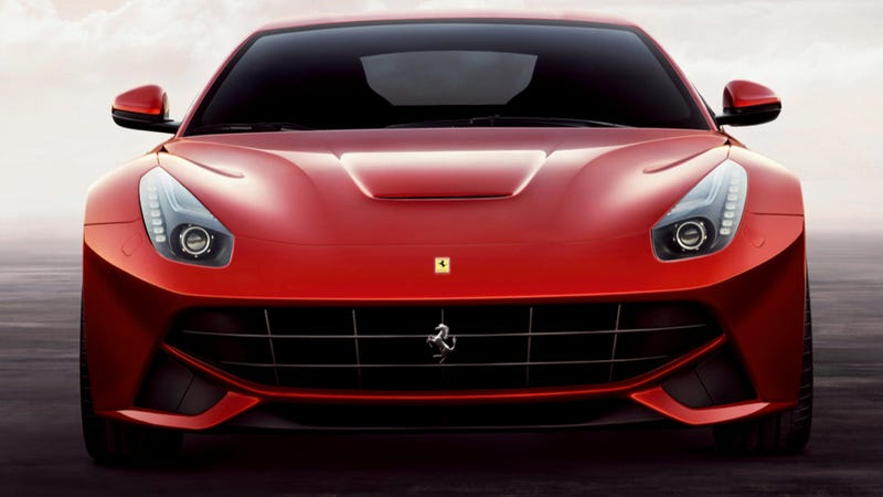 Ferrari F12berlinetta: The Jalopnik Meta Review