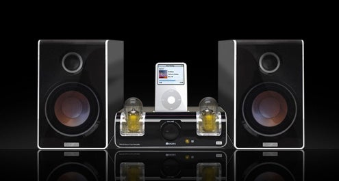 Dice's Tube Amp for iPod is Well-Stacked, Available September