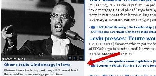 Guy Who Sent Us Washington Post's Malcolm X-Obama Mix-Up Denies Hoax