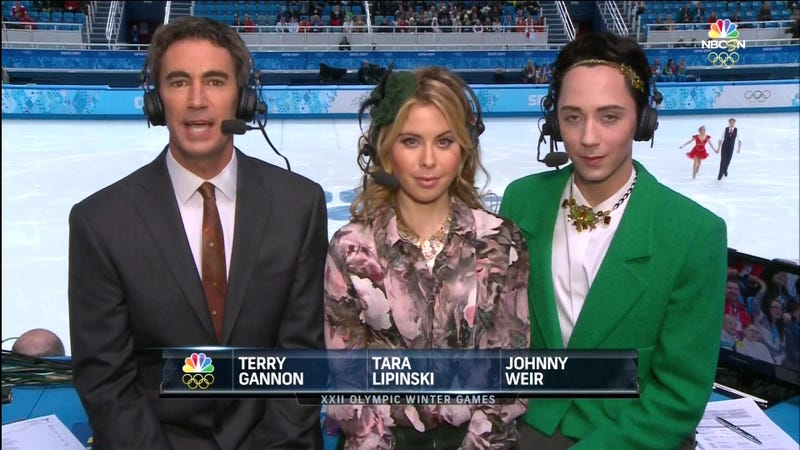 Get With The Program, Terry Gannon